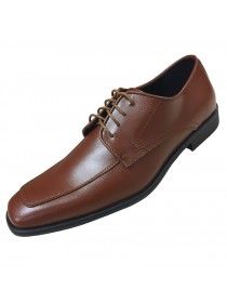 'Allure' Matte Finish Cognac Shoe