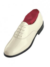 'Jazz Oxford' Ivory Shoe