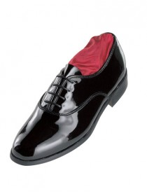 'Jazz Oxford' Black Shoe