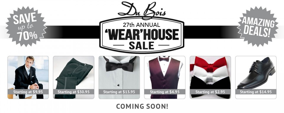 WearhouseSale2017