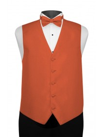 'Larr Brio' Portofino Full Back Vest - Palm Beach Coral