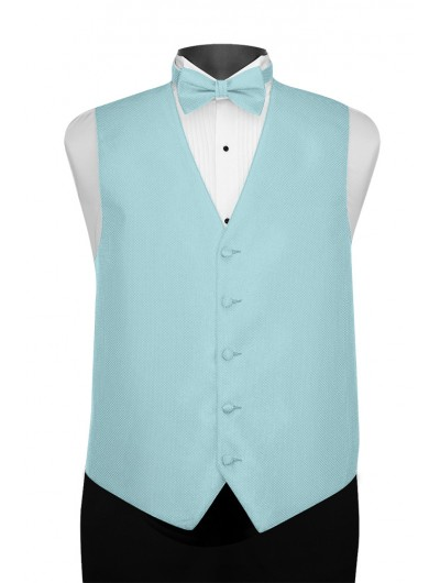 'Larr Brio' Portofino Full Back Vest - Pool
