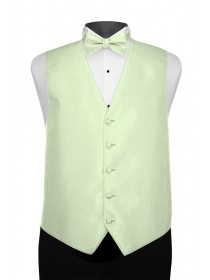 'Larr Brio' Portofino Full Back Vest - Honeydew