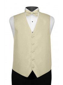 'Larr Brio' Portofino Full Back Vest - Antique